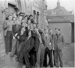 Apprentices in 1956